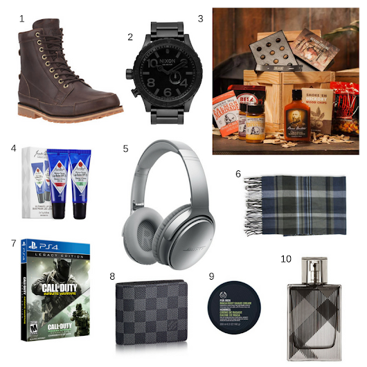 "10 Holiday Gift Ideas For ""Him"" Edition"