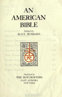 An American Bible