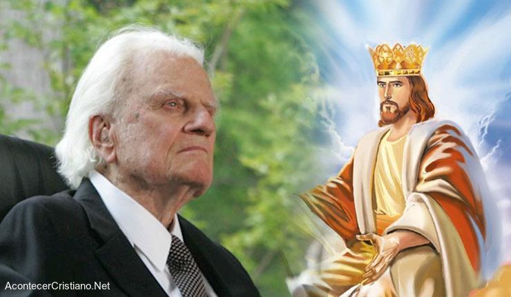 Billy Graham y la venida de Cristo, tiempos finales