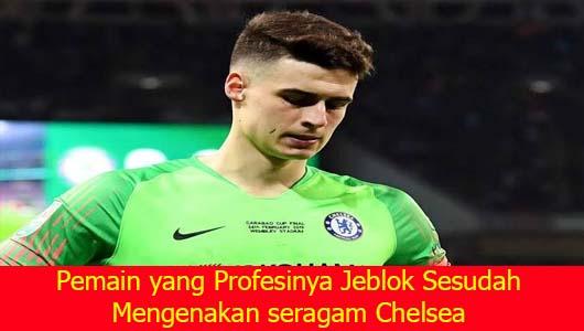 Pemain yang Profesinya Jeblok Sesudah Mengenakan seragam Chelsea