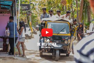 Tuk Tuk Hampi Indien Weltreise Arkadij und Katja die wegsucher
