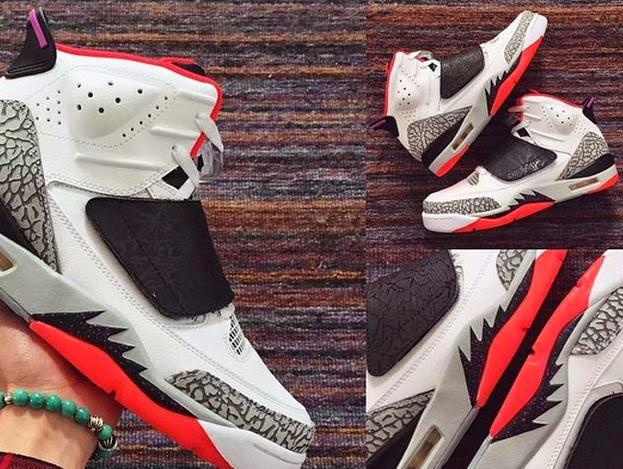 the latest 4c135 2d67d 2015 Air Jordan Son Of Mars Hot Lava Sneaker (Images)