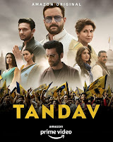 Tandav Season 1 Hindi 720p HDRip