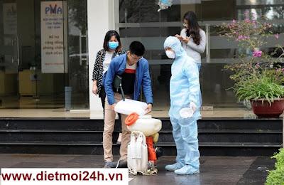 Hội Phòng trừ côn trùng Việt Nam (VPMA) hỗ trợ phòng chống dịch Covid-19