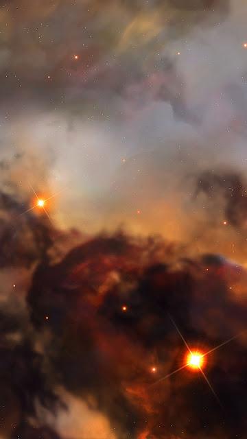 HD Wallpaper Stars, Nebula, Galaxy, Space Dust
