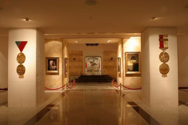 متحف حرب الاستقلال - انقرة