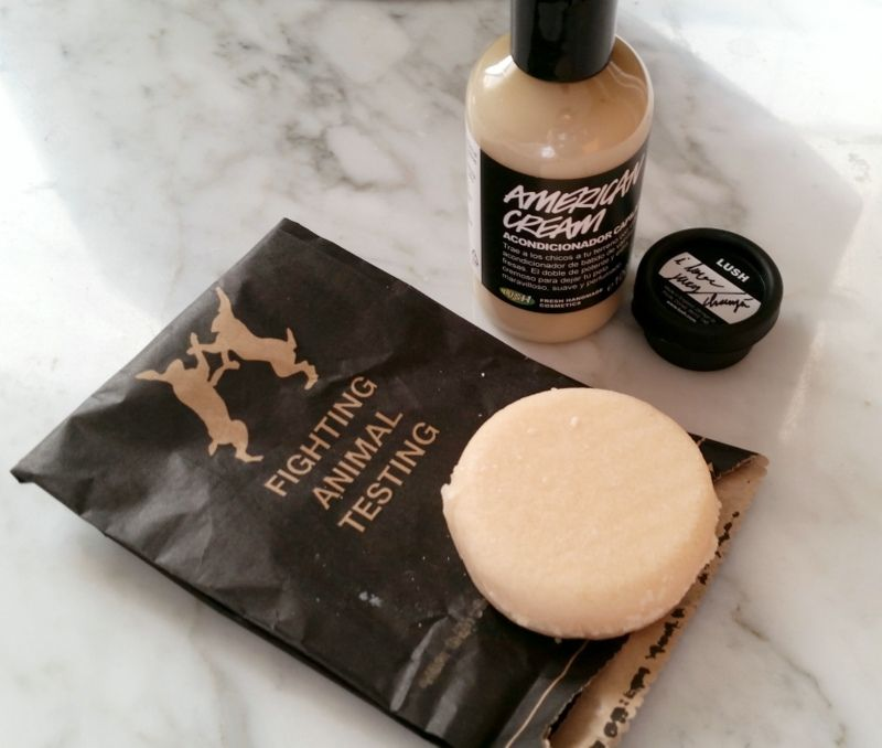 Review Lush - Aina