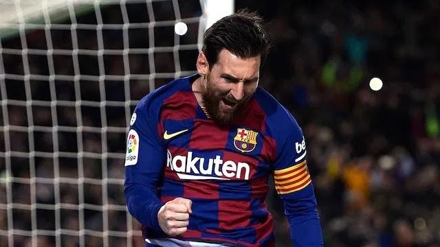 Lionel Messi emerges La Liga top goalscorer for 7th time