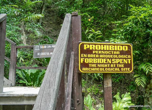 Hospedagem em Tikal, Guatemala