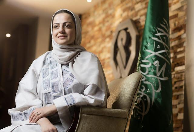 السعودية، الخبيرة المصرفية رانيا نشار، مستشار محافظ صندوق الاستثمارات العامة في المملكة، حربوشة نيوز
