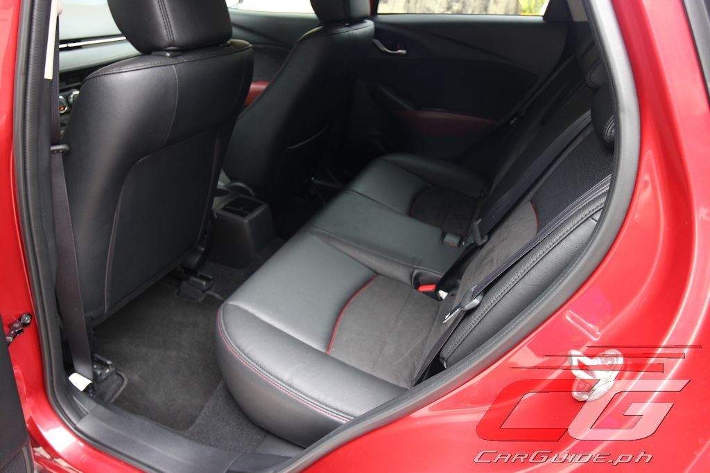 The Biggest Highlight Of The CX 3, However, Is Its Interior Which Is  Wonderfully Upscale And Highly Ergonomic. It Mimics The Mazda2 With Its  Slim, ...