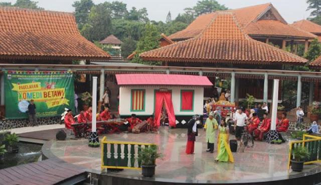Perkampungan Budaya Betawi - Setu Babakan