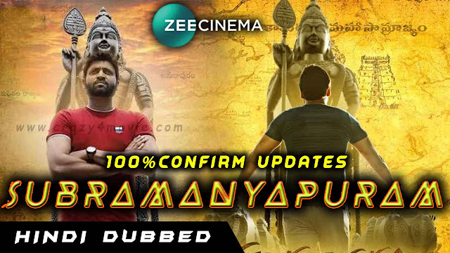 Subrahmanyapur Hindi Dubbed