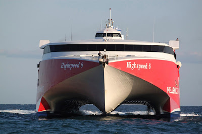 Kapal Feri : Catamaran