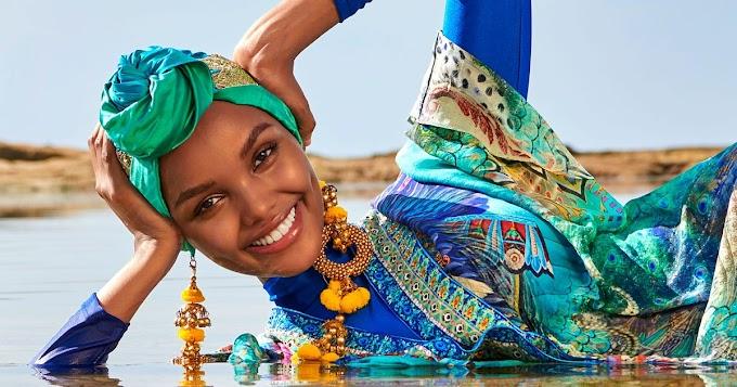 Halima Aden Muslim Model to Rock a Hijab and Burkini