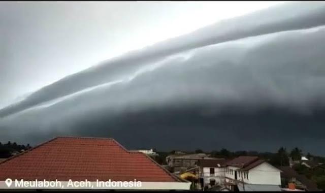 Berita Publik, BMKG : Awan Tsunami Di Meulaboh Pernah Terjadi Di Makassar