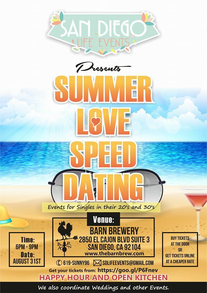 san antonio speed dating events hvordan man går fra casual dating til seriøst dating