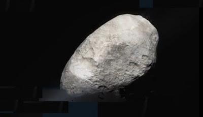 Asteroid Buangan Misterius Ditemukan Di Sabuk Kuiper