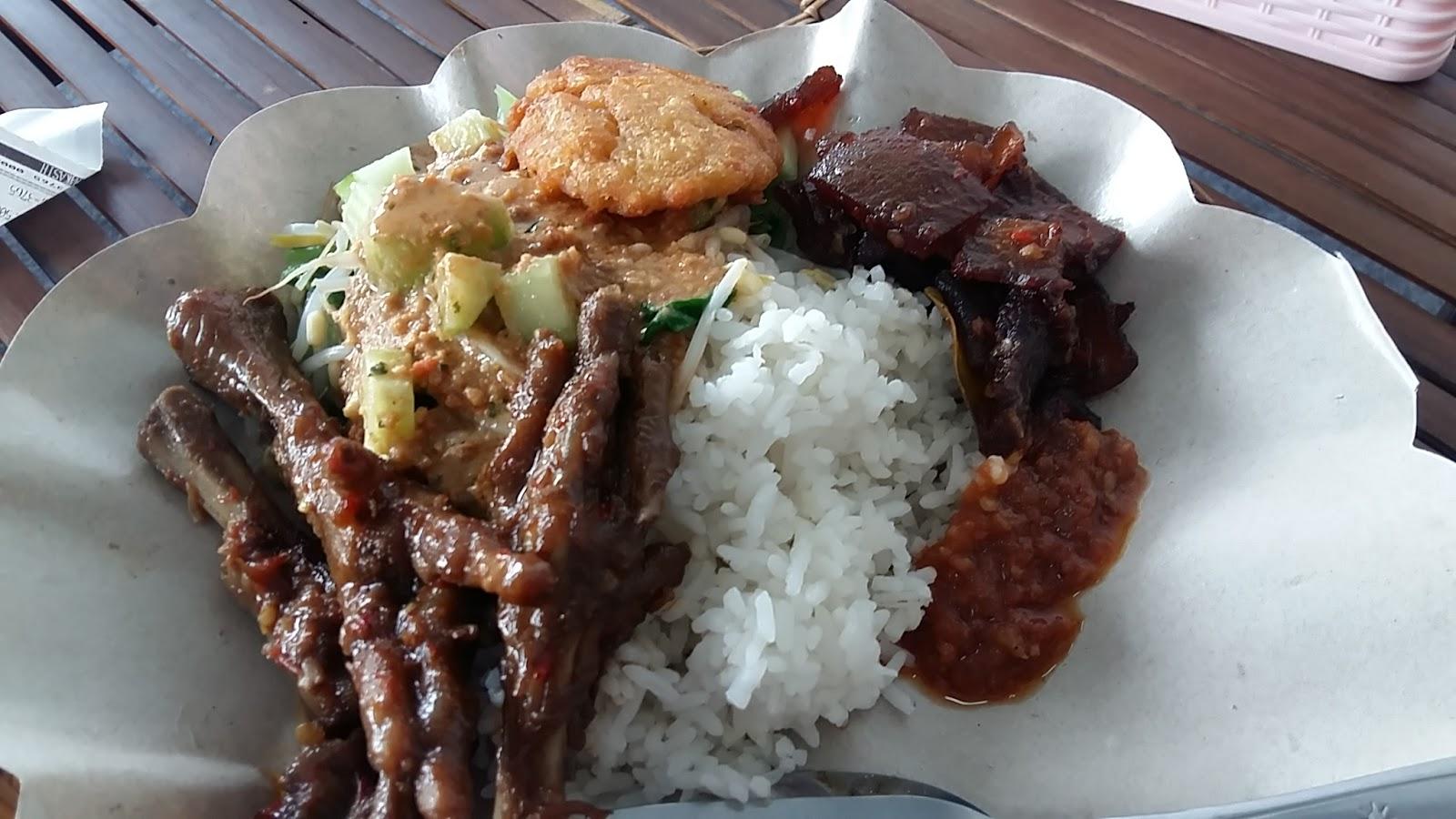 Wisata Kuliner Halal Murah Dan Enak Di Bali Ala Backpacker