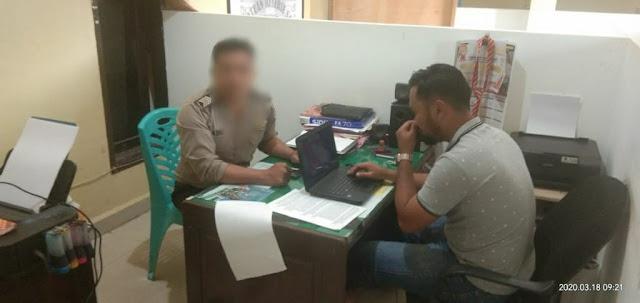 Oknum Polisi Berpangkat Bripka, Anggota Polres Luwu Timur Ditangkap Usai Komsumsi Sabu