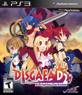 Disgaea D2 a Brighter Darkness PS3 Baixar