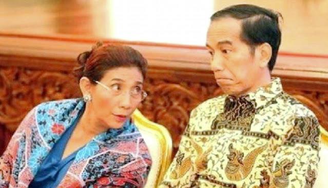 Susi Pudjiastuti Minta Tolong ke Jokowi: Hentikan Ujaran Kebencian!
