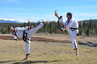 People looking for martial arts training in the Denver metro area