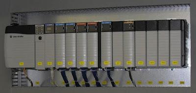 Allen Bradley programmable logic controller