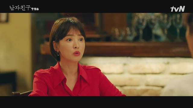 Sinopsis K-Drama Encounter Episode 1