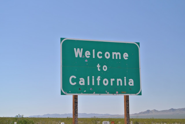 Welcome to California Signpost