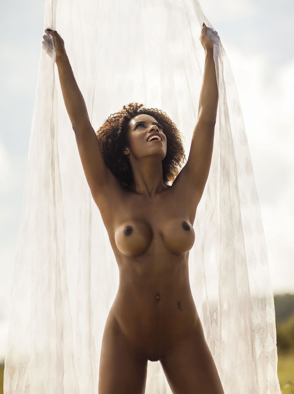 Ivi Pizzott On The Cover Of Playboy Magazine (NSFW ...