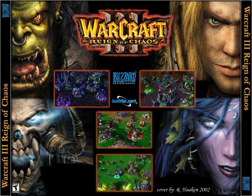 warcraft 3 download free full game