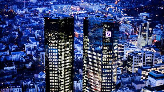 Deutsche Bank money laundering corruption crime leak FinCEN finance banks