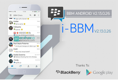 I-BBM IPhone v2.13.1.14 Clone