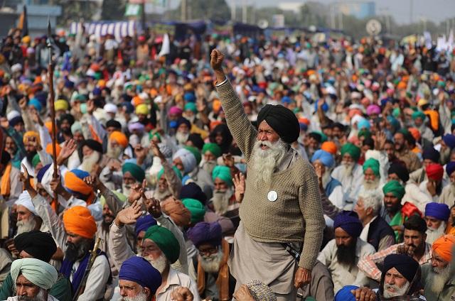 India: The patriots