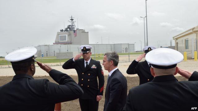 AS dan Nato Aktifkan Pangkalan Militer Di Rumania - Naon Wae News