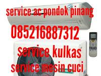 Service AC Pondok Pinang
