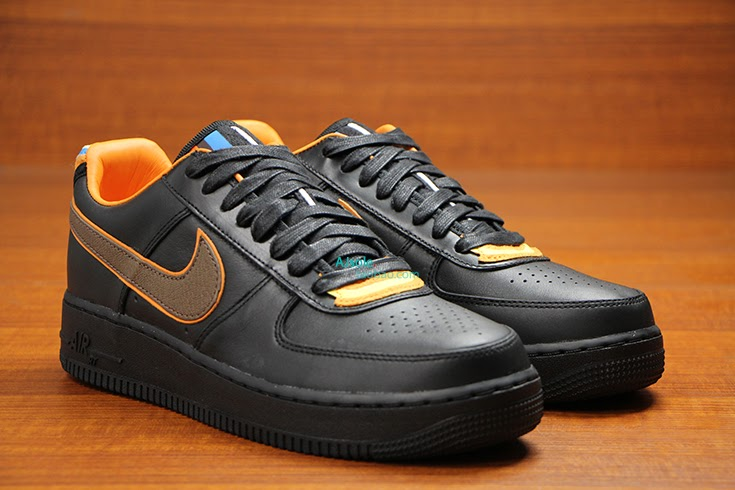check out a69d9 1e0c7 Nike Air Force 1 Low x Riccardo Tisci Black