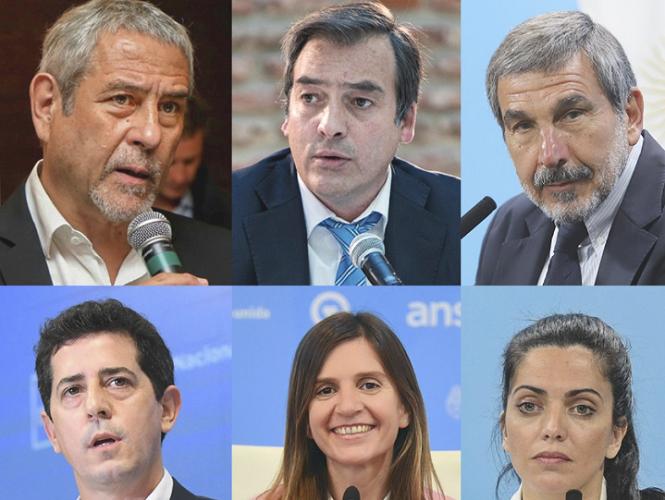 Crisis en el Gabinete: ministros y funcionarios le presentan su renuncia a Alberto Fernández