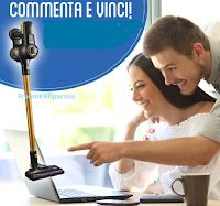Logo Unieuro : Commenta & Vinci gratis elettrodomestici Dè Longhi