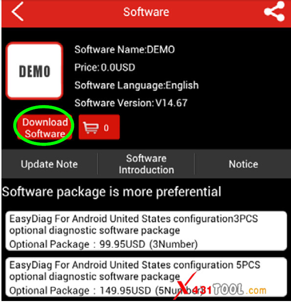 Delphi Ds150e Android Software