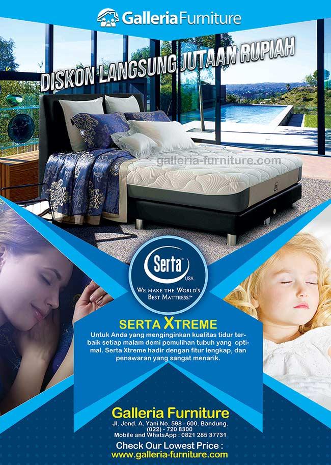 Toko Furniture Di Bandung Harga Spring Bed Murah Serta