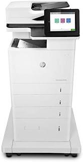 HP LaserJet Enterprise MFP M636fh Drivers Download