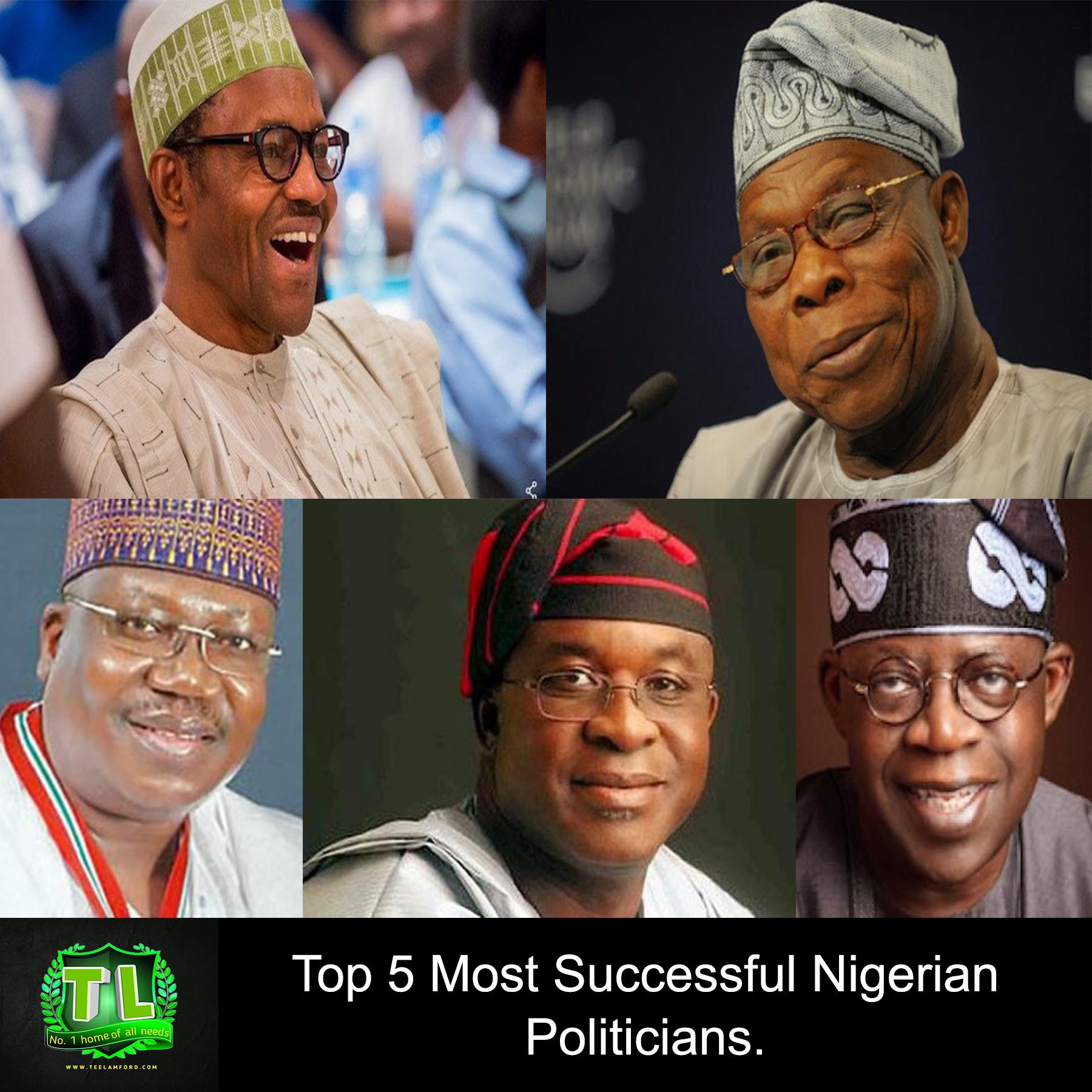 Top-5-Most-Successful-Nigerian-Politicians-Teelamford