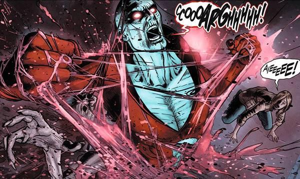 Deadman adalah salah satu anggota Justice League Dark