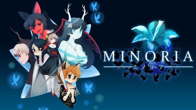 Minoria v1.0 NSP XCI NSZ For Nintendo Switch