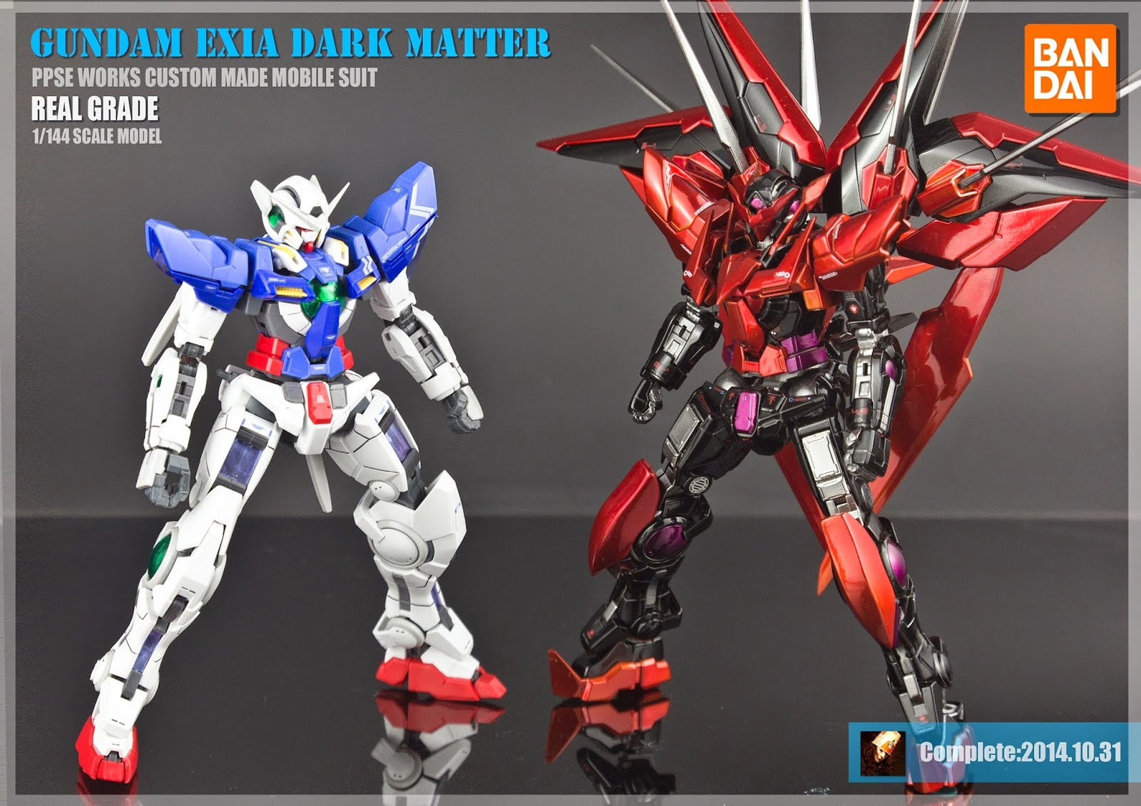 gundam exia dark matter custom - photo #24