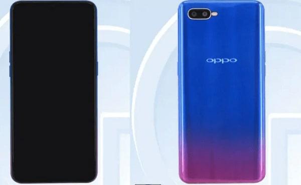 رصد 3 هواتف جديدة من اوبو مع مستشعر بصمة في الشاشة