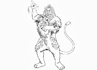 lion king coloring pages scarecrow - photo#5