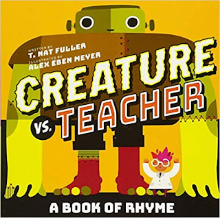 Creature vs teacher book